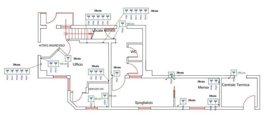 Progetto impianto elettrico 17 86 kw idee ingegneri - Impianto elettrico casa prezzi ...