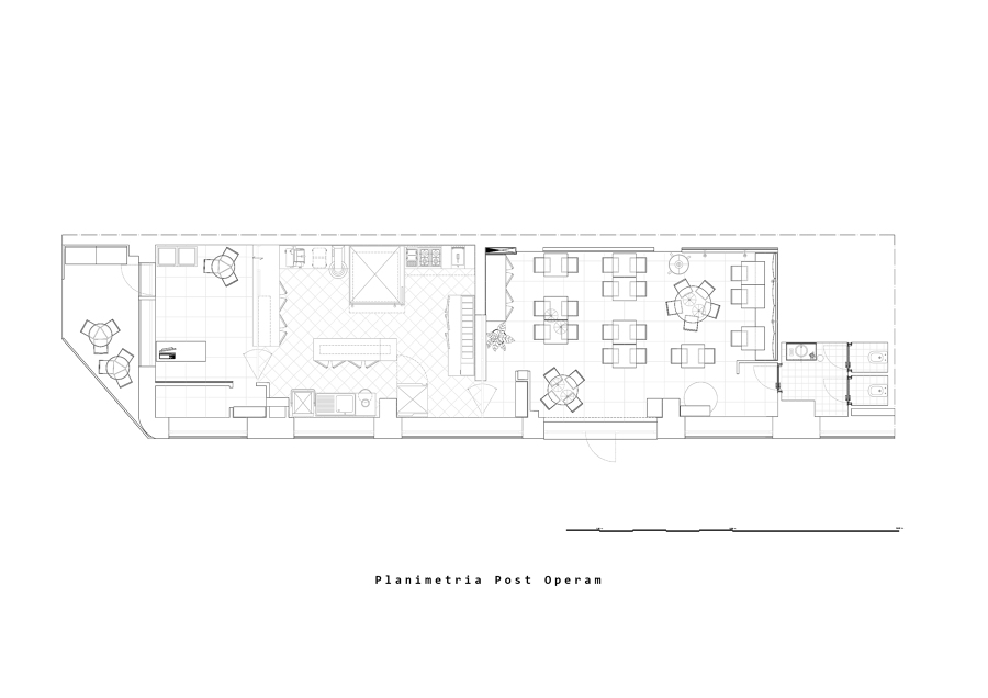 Planimetria Post Operam