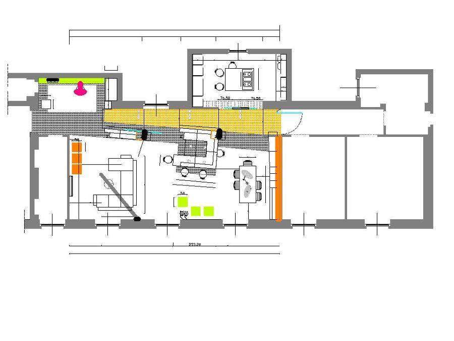 Planimetria  progetto