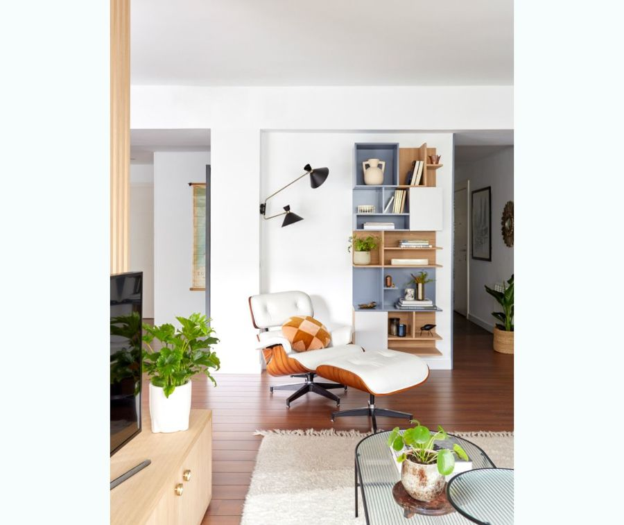 poltrona Eames