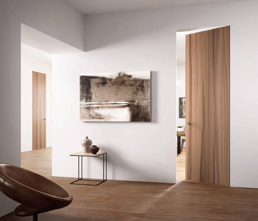Filomuro soluzioni per separare ambienti idee pavimenti - Porta scorrevole filo muro ...