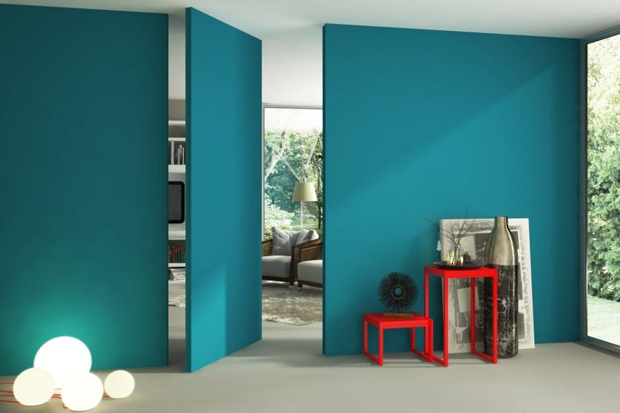 Filomuro soluzioni per separare ambienti idee pavimenti - Altezza maniglia porta ...