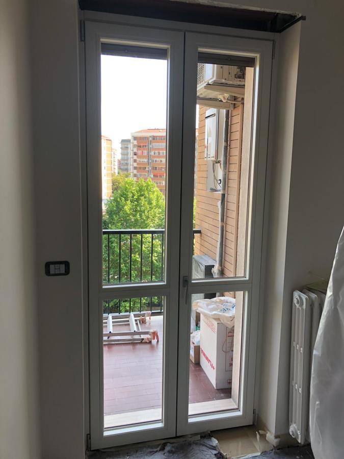 porta finestra 2 ante