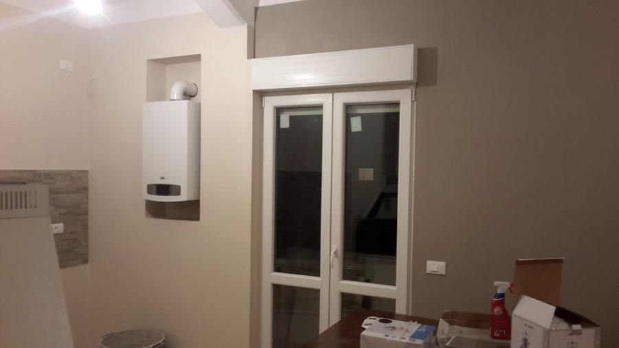 Alcuni lavori eseguiti da noi idee carpentieri - Serranda porta finestra ...