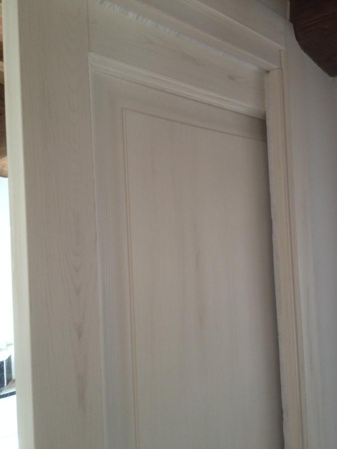 Progetto di arredo di interni con fornitura di porte in - Porte shabby chic ...