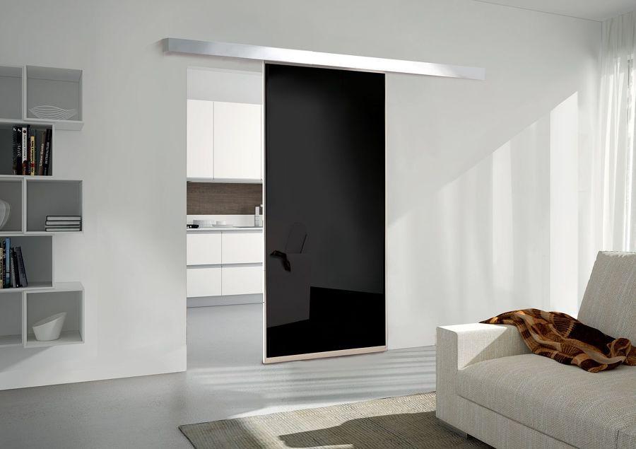 Porte scorrevoli che aumentano lo spazio idee muratori for Applicazioni per arredare interni
