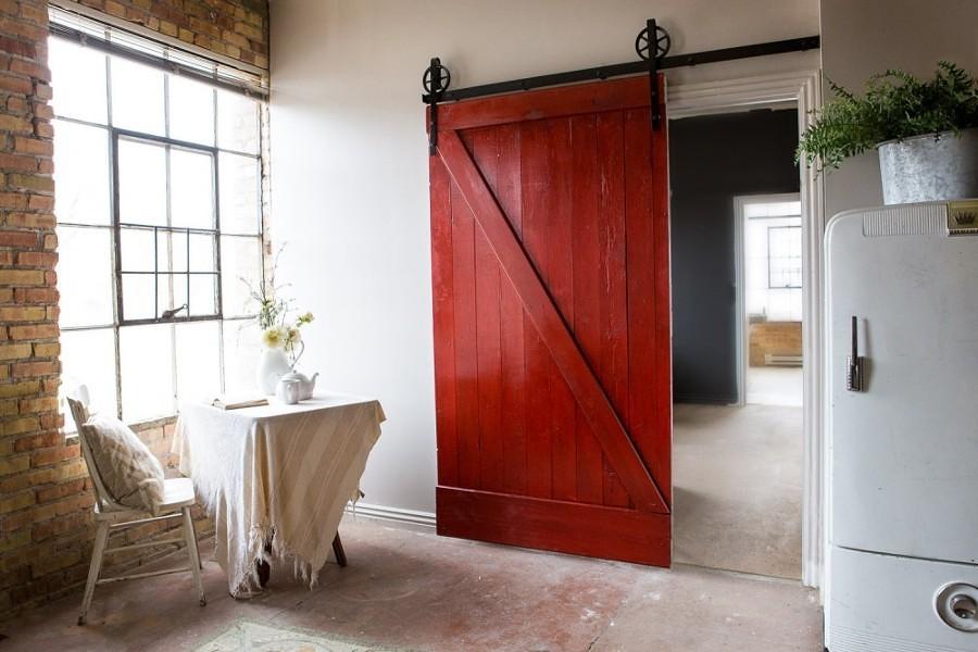 Fai da te: Costruisciti una Porta Scorrevole con i Pallet  Idee ...