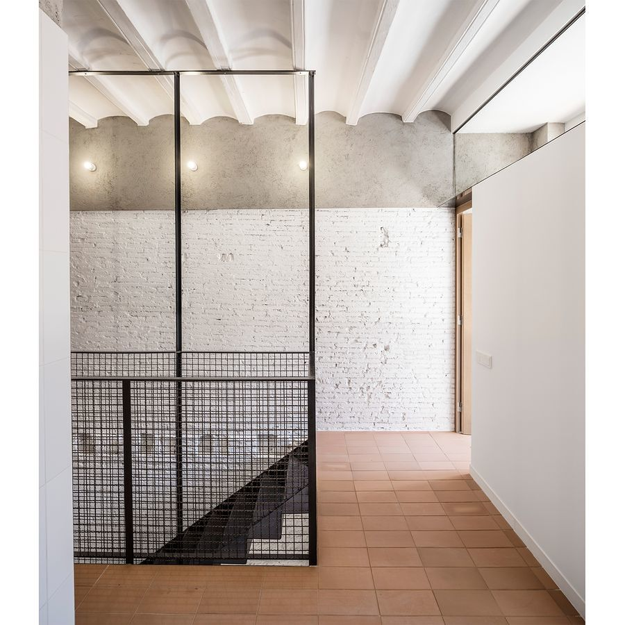 porta vano scale