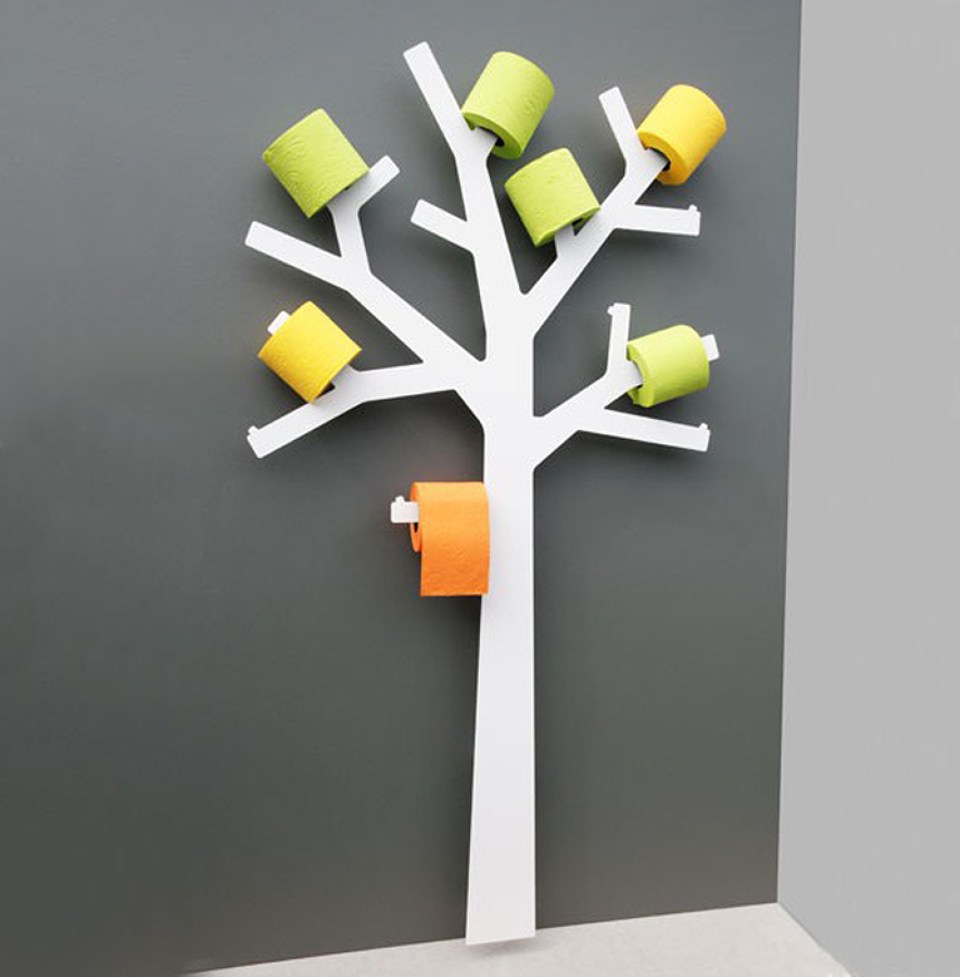 portarotolo originale albero