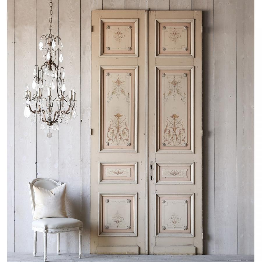 Porte vecchie in legno per un diy cool idee architetti - Vecchie porte in legno ...