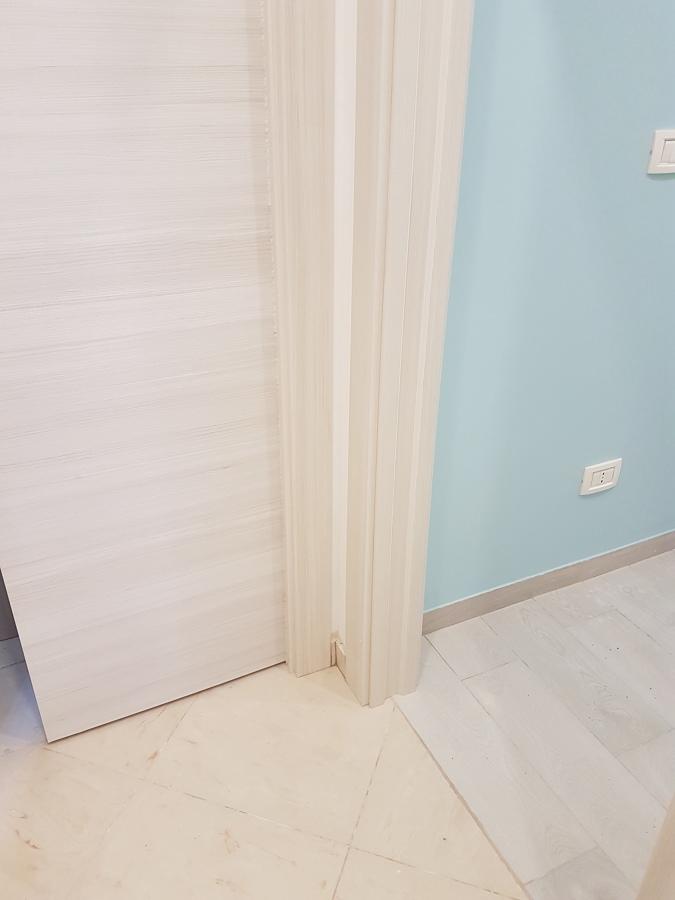 porte e pittura a smalto opaco
