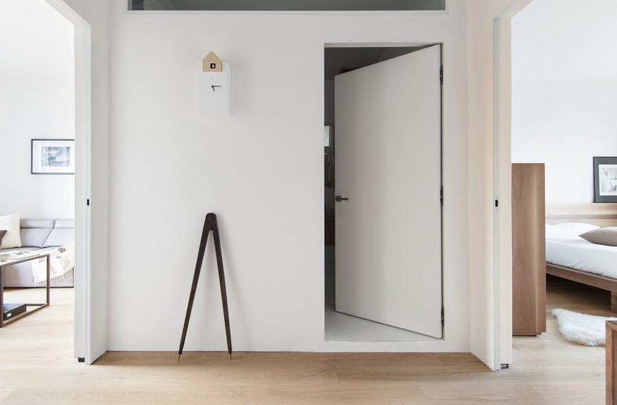Porte Filomuro: Scopri le Porte con Effetto Invisibile | Idee ...