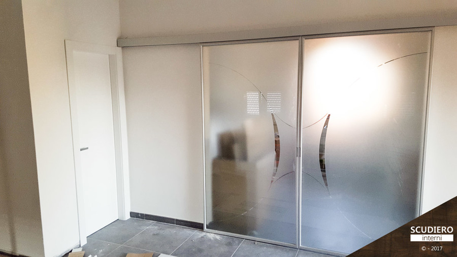 Porte garofoli scorrevoli stunning vista interna di una for Garofoli arredamenti