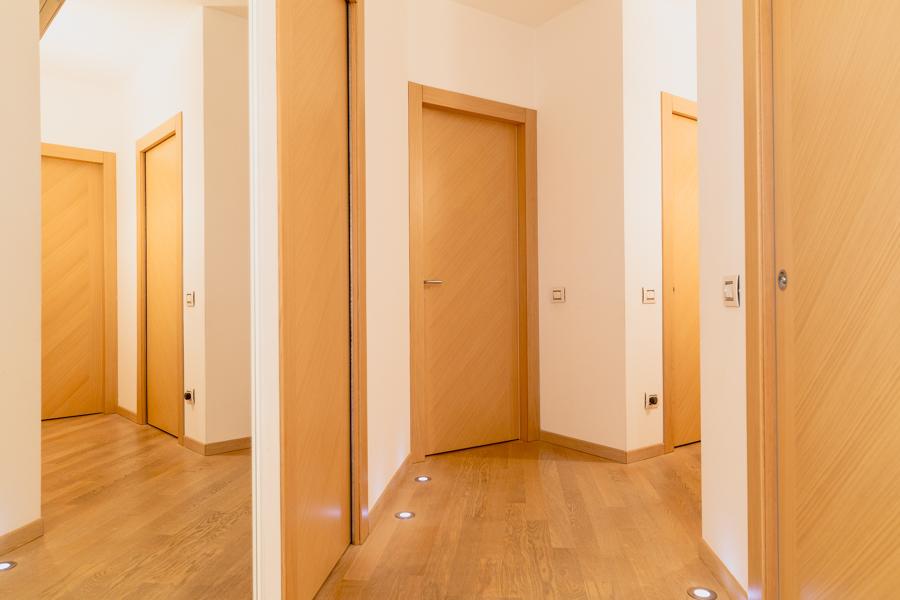 porte in legno Rovere sbiancato