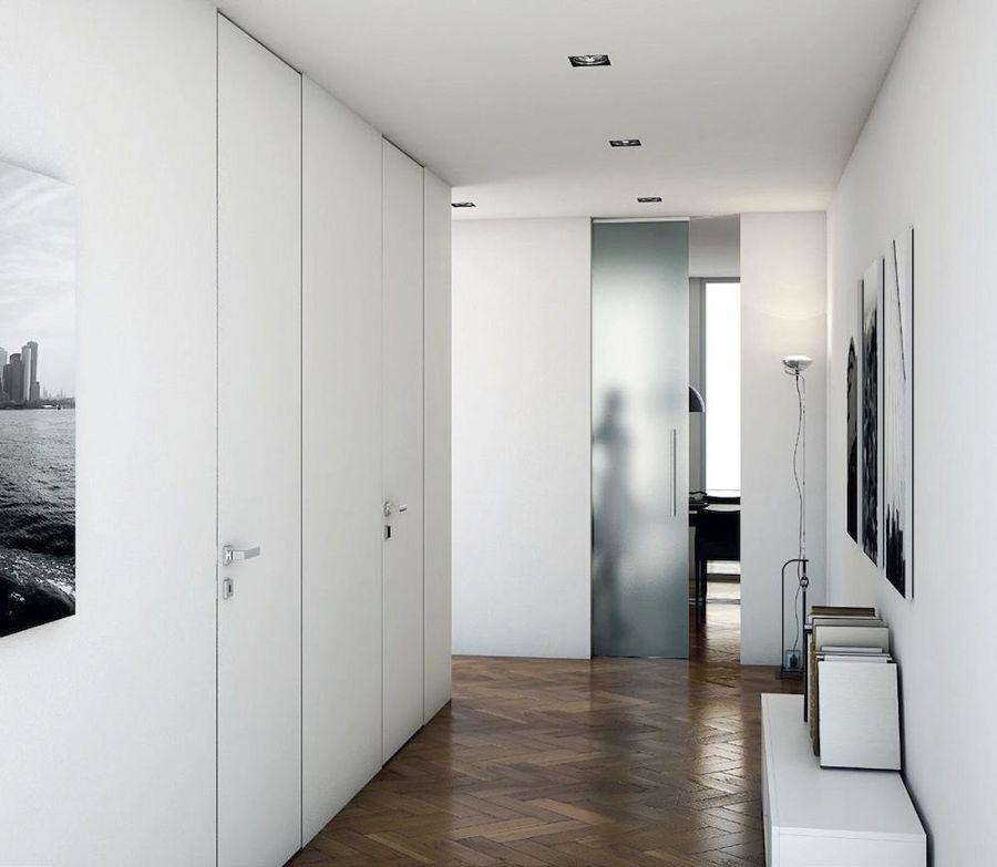 Foto porte per interni filo muro di rossella cristofaro 401019 habitissimo - Porte filo muro garofoli ...