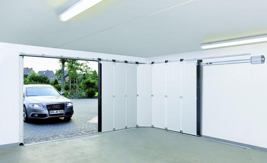 Porte scorrevoli garage
