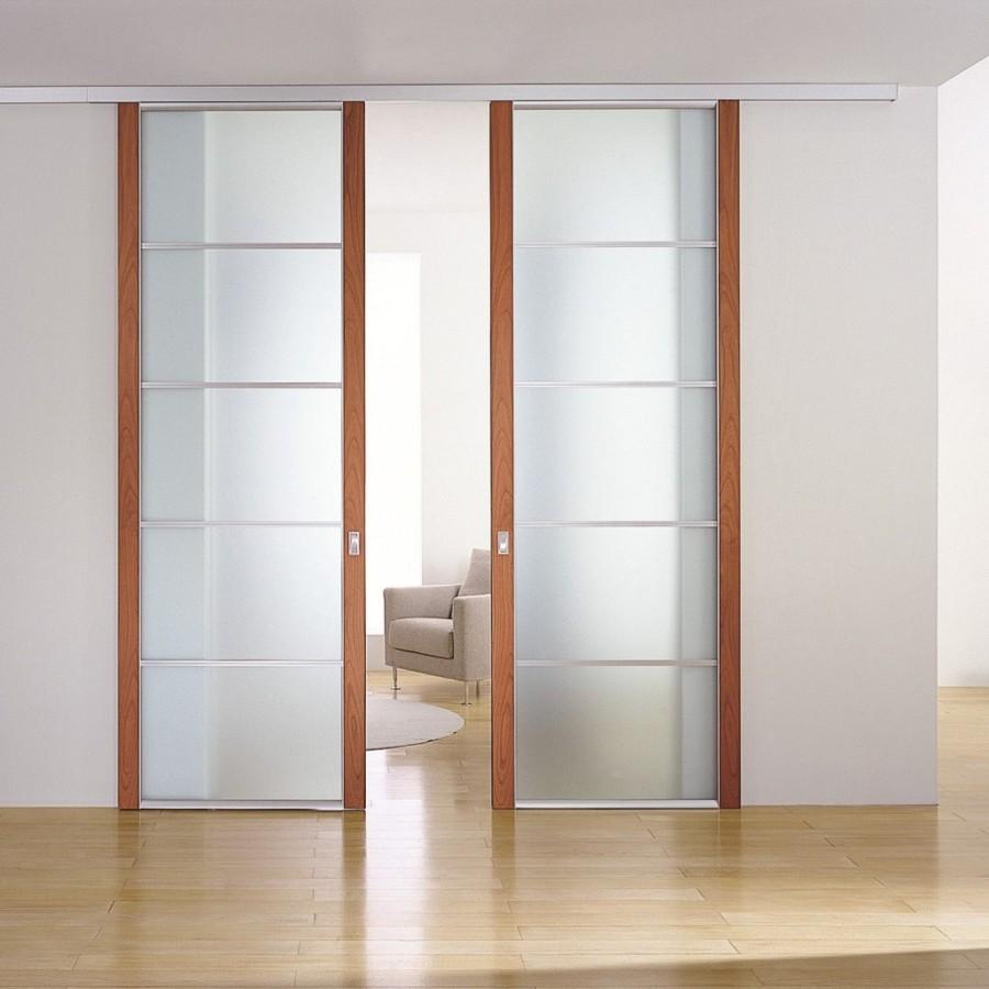 Porte scorrevoli che aumentano lo spazio idee muratori - Costo scrigno porta scorrevole ...