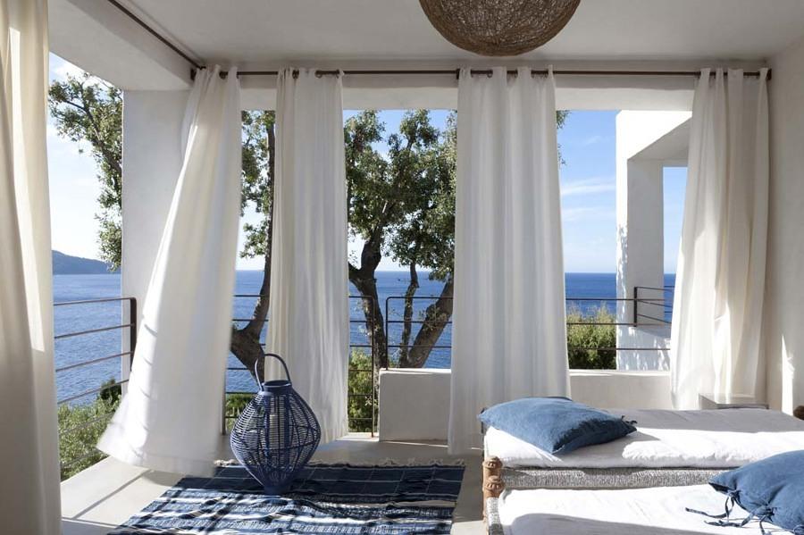 Portico di casa estate for Design del portico di casa