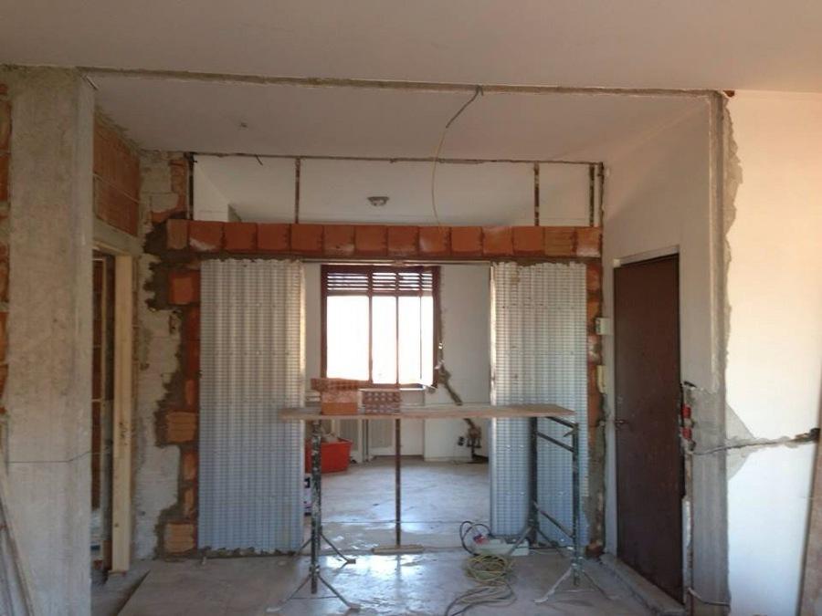 Foto: Posa Cassoni Per Porte a Scomparsa Sala-cucina di Lu.sa Srl ...