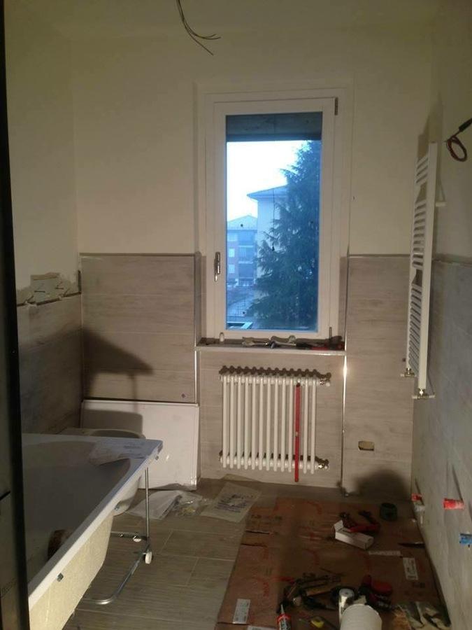 Progetto ristrutturazione bagno a voghera pv idee - Preventivo bagno nuovo ...
