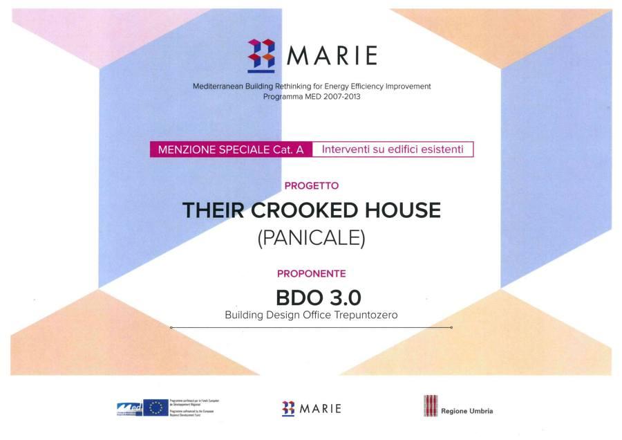 Premio Progetto Marie