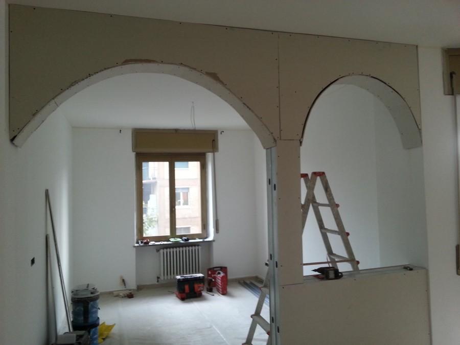 Veletta in cartongesso idee ristrutturazione casa - Lavori in casa prima del rogito ...