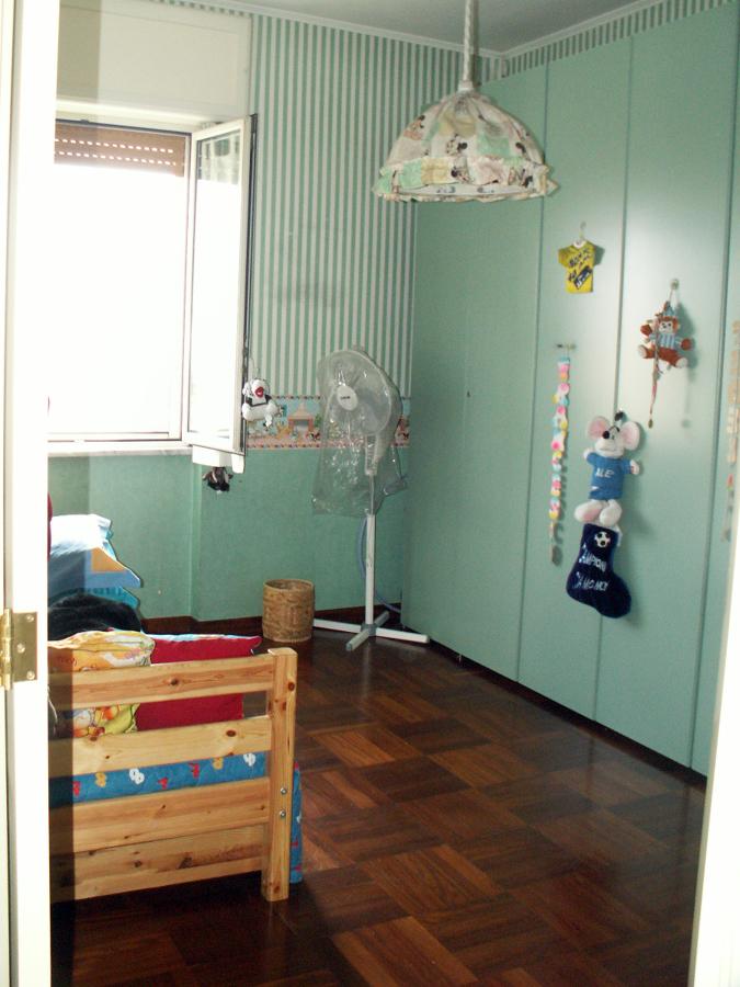 foto prima dei lavori la camera di bambini de raffaella