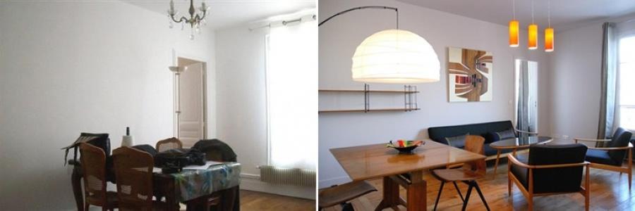 Ristrutturazione Completa Appartamento Privato Milano 63mq  Idee Infissi Legno e Falegnameria