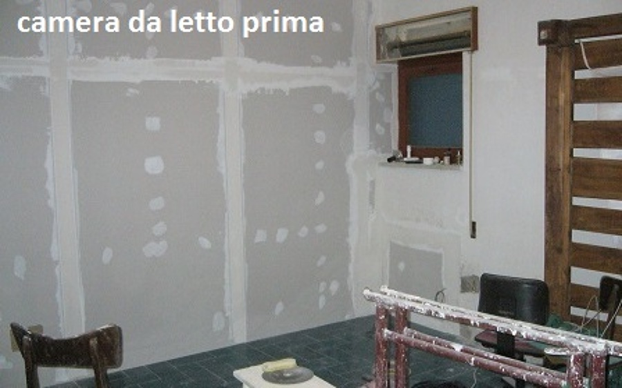 Progetto ristrutturazione camera da letto a palermo idee ristrutturazione casa - Progetto camera da letto ...