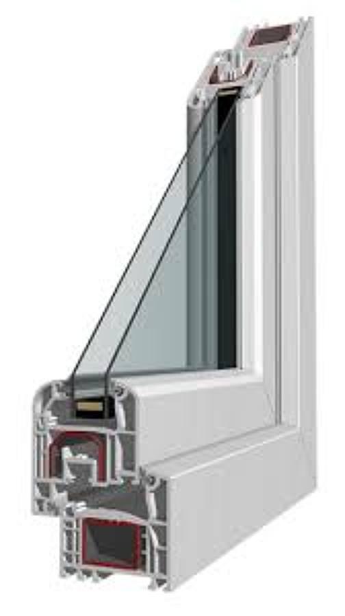 Profilo ALUPLAST usato per la realizzazione della Veranda