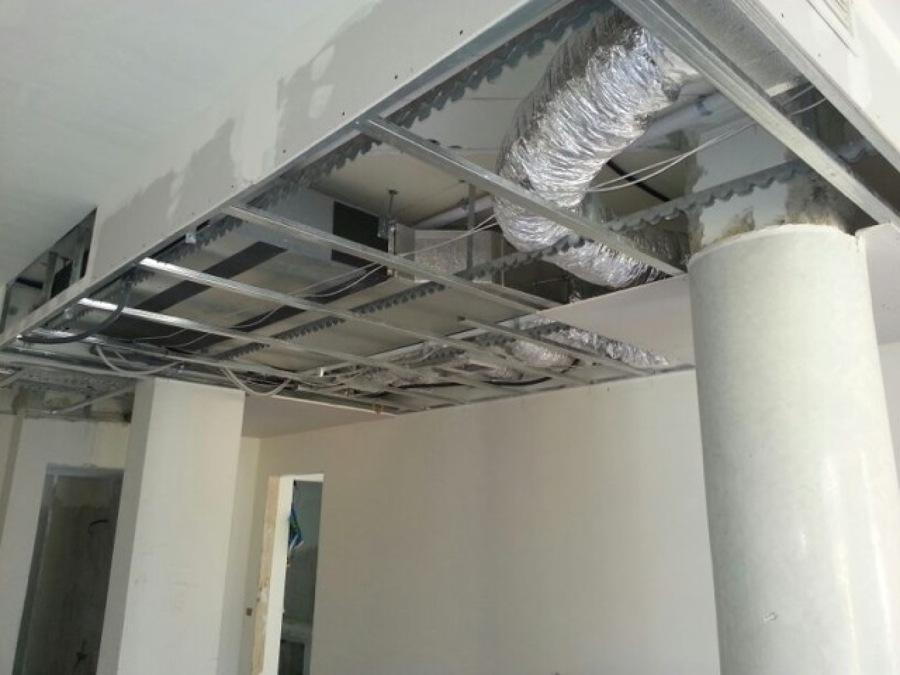 Riscaldamento canalizzato con bocchette motorizzate idee - Impianto condizionamento canalizzato ...