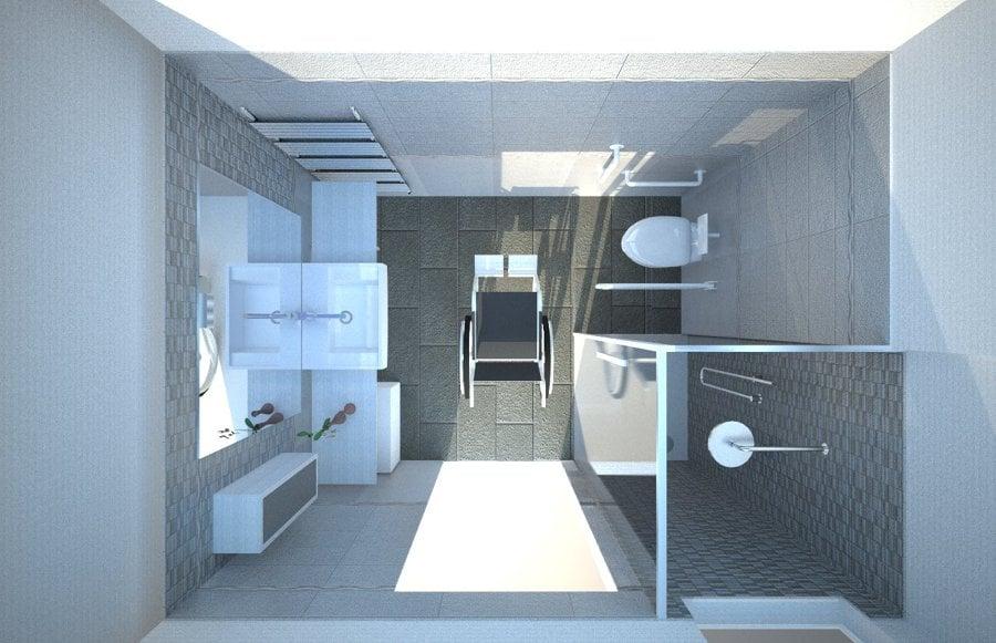 Foto progettazione bagni per privato di - Progetto bagno 3d gratis ...