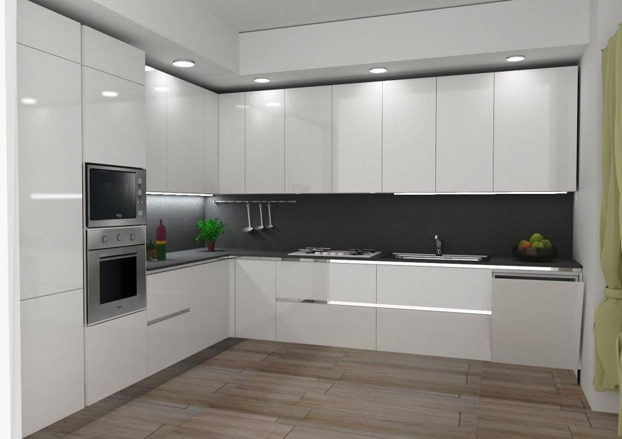 Foto: Progettazione Cucina di Arredamenti Lissoni #492879 ...