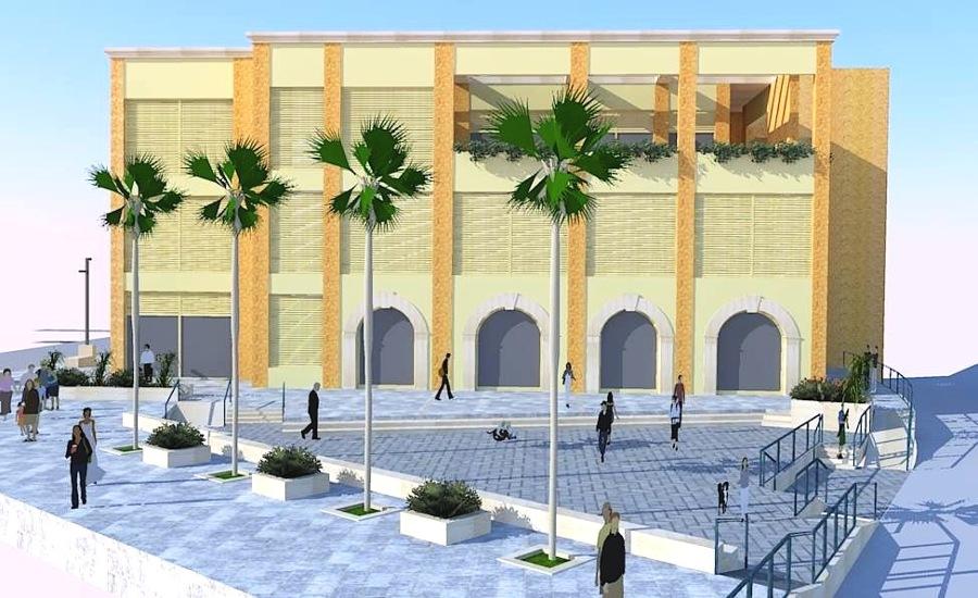 Progettazione di un centro commerciale idee costruzione for Piani di idee di progettazione seminterrato