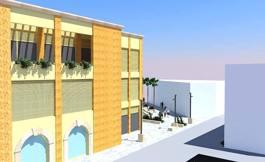 Progettazione di un centro commerciale idee costruzione for Progettazione di idee di scantinato