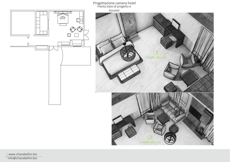 Progettare camera emejing come progettare una camera da for Progettare una stanza