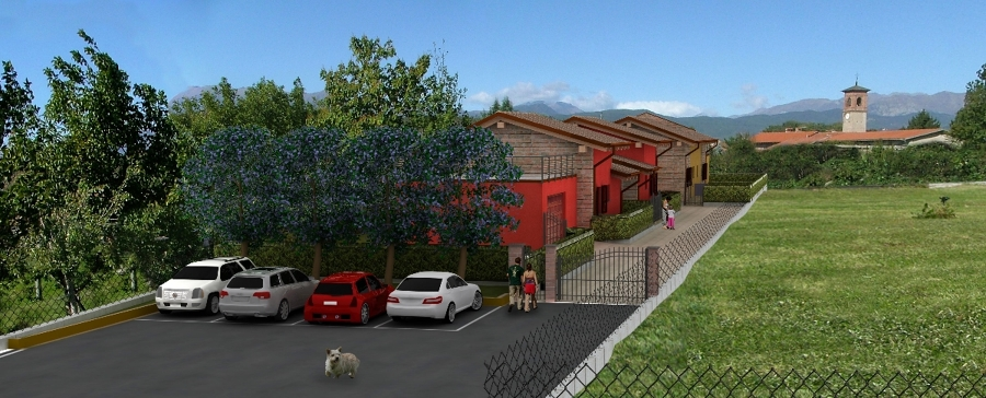 Foto progettazione e realizzazione di quattro unit for Progettazione di piani abitativi residenziali