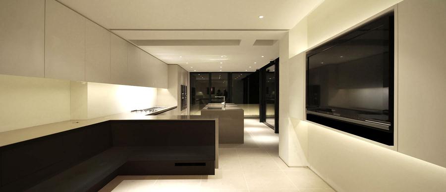 Progettazione Interni - Zona pranzo e cucina