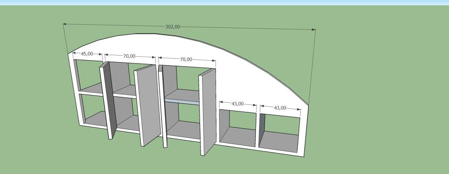 Progettazione mobile camera da letto