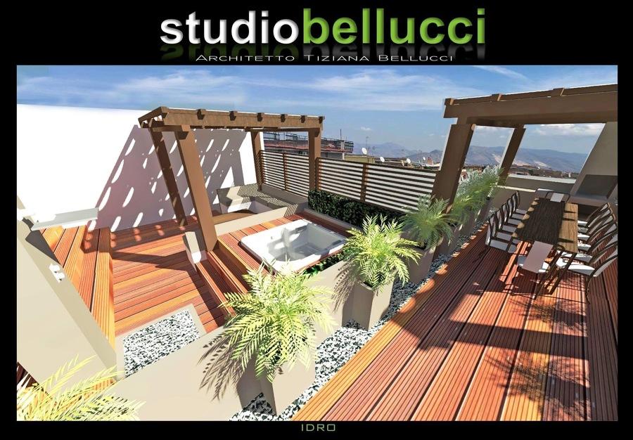 Foto: Progettazione Terrazzo di Bellucci #569191 - Habitissimo