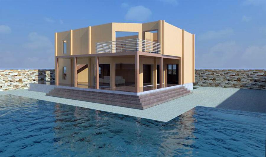 Progetto realizzazione villino in legno su due livelli for Buone domande per chiedere a un costruttore di casa