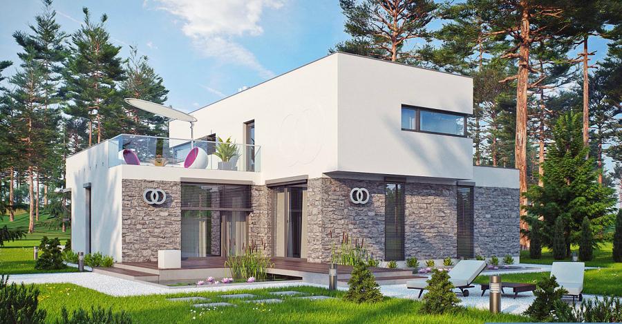 Foto progetto 3d casa roberta di framar srl 365492 - Progetto casa pescara ...