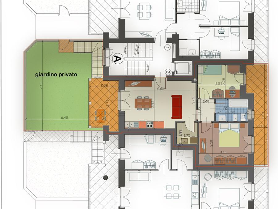 progetto costruzione appartamenti idee costruzione case