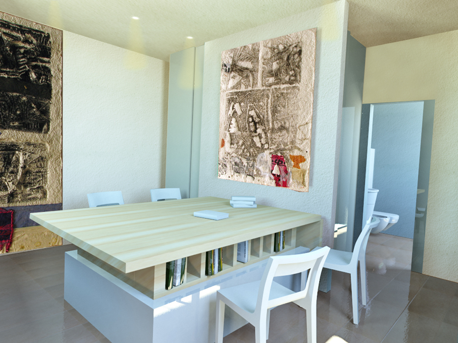 Foto progetto camera di albergo diffuso 20 mq 80mq di - Progetto camera ...