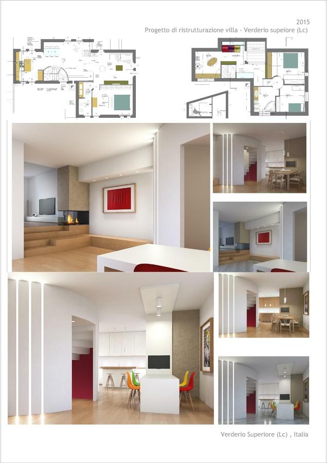 Progetto in fase di realizzazione abitazione unifamiliare idee ristrutturazione casa - Progetto completo casa unifamiliare ...