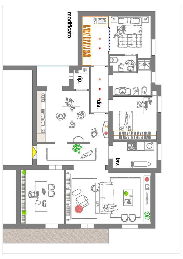 Progetto per studio di interior designer idee for Progetto arredo casa on line