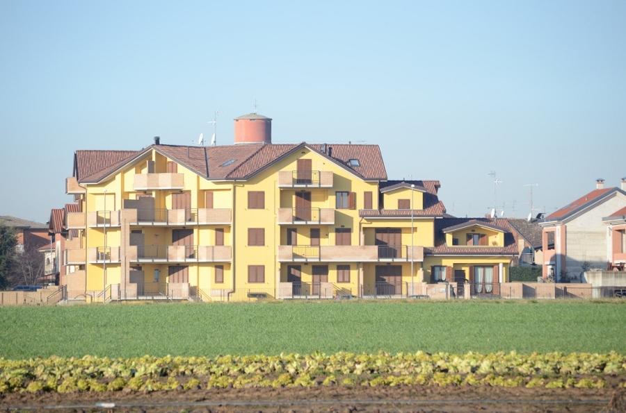 Progetto di edificio residenziale a Sulbiate (MB)