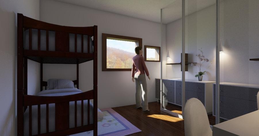 Progetto di interni camera per ragazze idee interior designer - Camera per ragazze ...