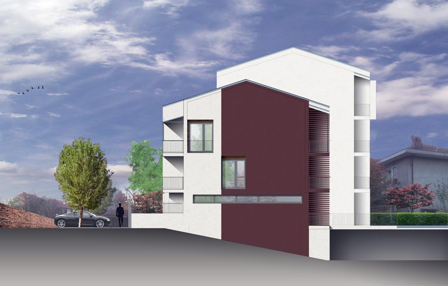 Progetto nuova costruzione residenziale progetti for Progetti di costruzione di garage