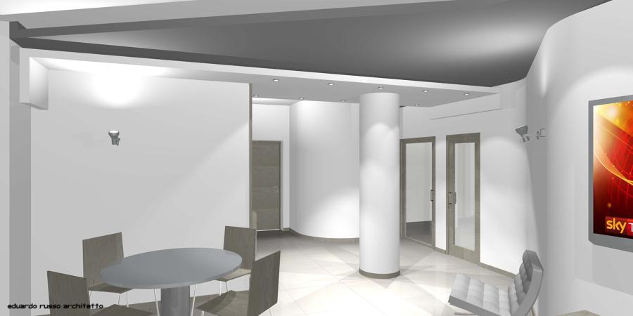Progetto di ristrutturazione di un appartamento - SOLUZIONE A